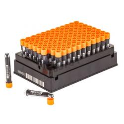 Racks of 96 2D tubes (10U)